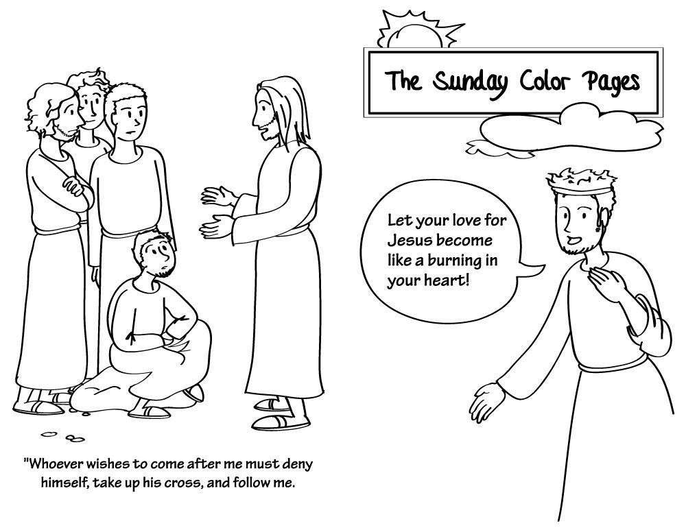 Catholic Vocations Kids Craft