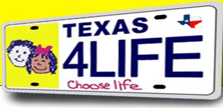 """La Placa Para Coche """"Choose Life"""" es una Opción Excelente para Apoyar la Vida"""