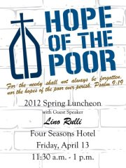 Lino Rulli Live from the Providing Help, Creating Hope Luncheon