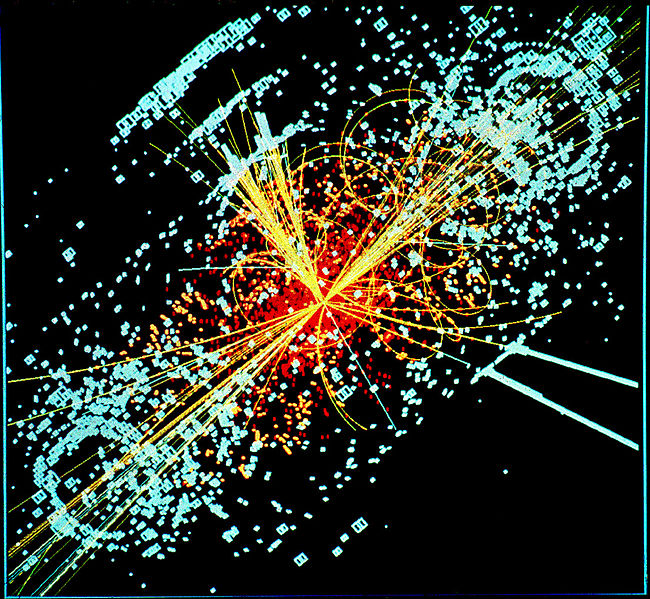 "God and the ""God Particle"""