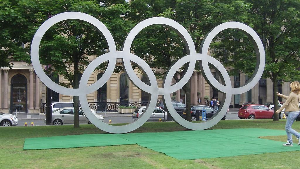 Catholic Headlines at the 2012 Olympics