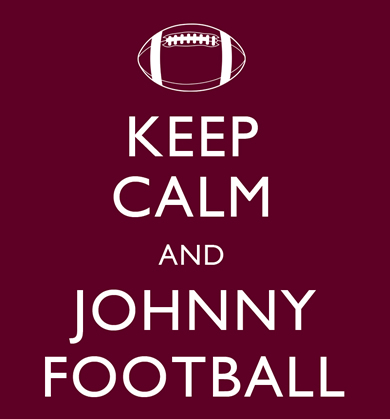 Johnny Football, Wormwood and Screwtape