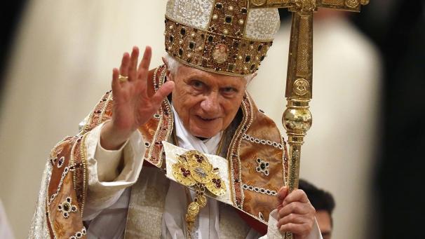 Pope Benedict XVI Announces Resignation