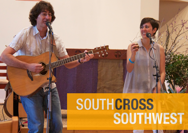 South Cross South West: Catching Up With Gina Chavez and Paul Finley