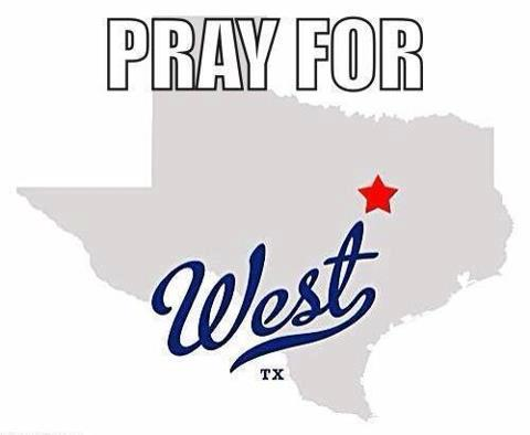 West, Tx: How to Help our Brothers and Sisters