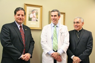 Relic of Patron Saint of Physicians to be Enshrined in Austin Clinic