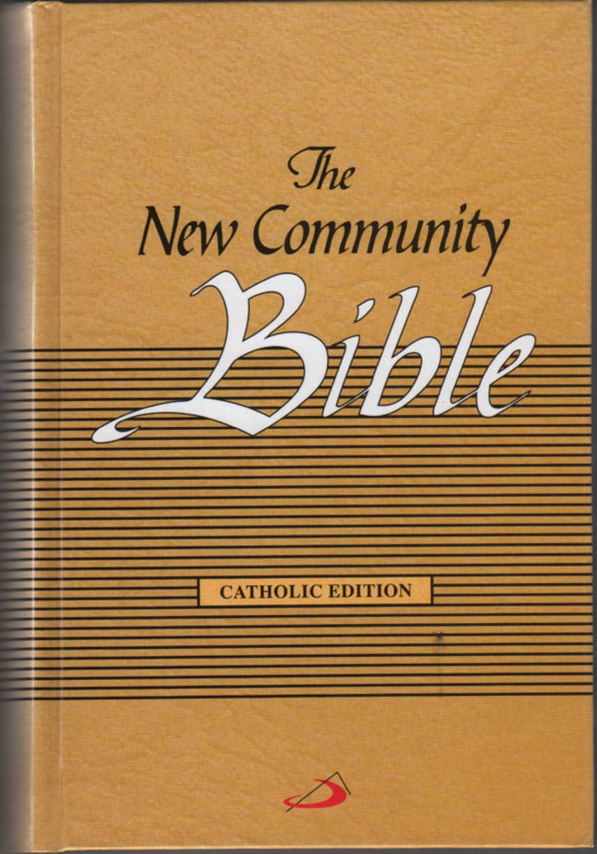 Introducing the New Community Bible