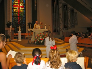Faith-filled Events Abound in October at St. Theresa Catholic School
