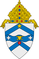 Diocese of Austin Coat of Arms / Crest