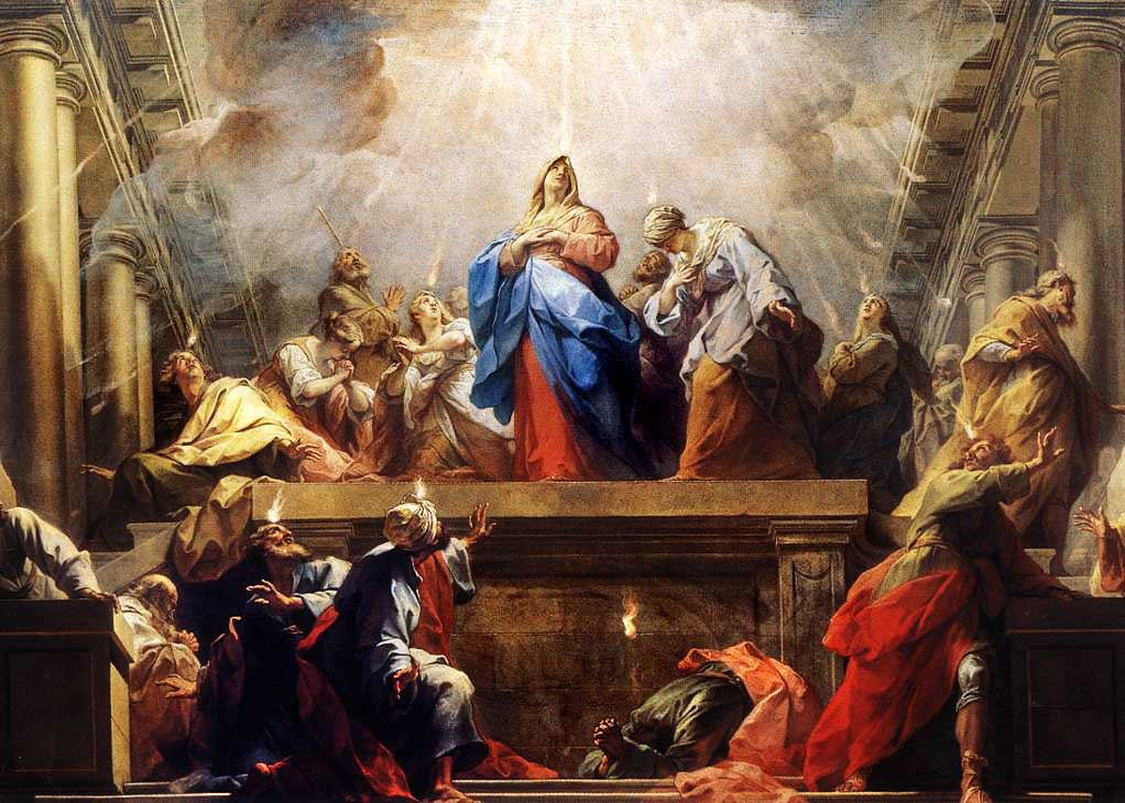 Acts  For Kids The Holy Spirit Pentecost