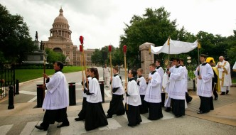 "Corpus Christi Procession – ""That Your Joy May Be Complete"" (Part 3)"