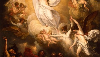 Homily on the Ascension of Our Lord