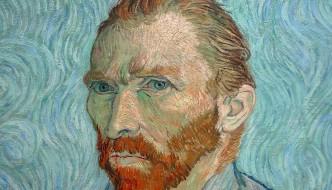 Vincent Van Gogh: A Self-Portrait – Nov 5