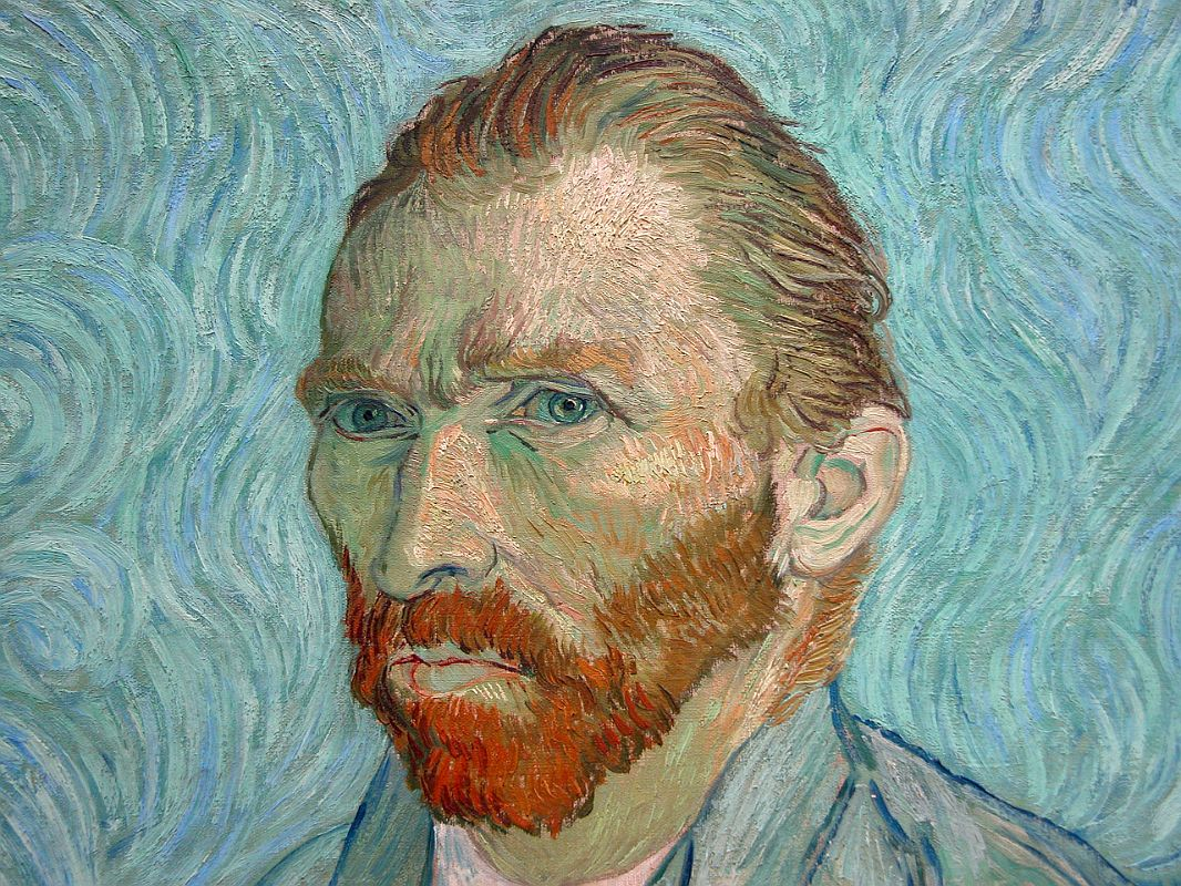 Vincent Van Gogh: A Self-Portrait - Nov 5 - ATX Catholic