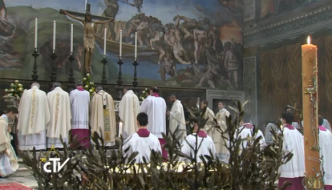 Popular Misconceptions About the Catholic Mass, Part II: Ad Orientem