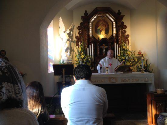 Closing Mass @ the Schoenstatt Shrine