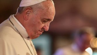 Leadership in Difficult Times: Thanking God for Pope Francis
