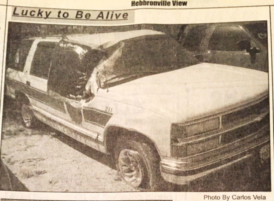 Source of newspaper: Hebbronville View