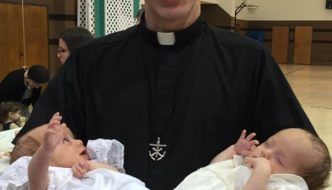 Congrats Bishop-Elect Bill!