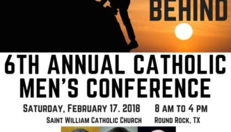 6th Annual Men's Conference February 17